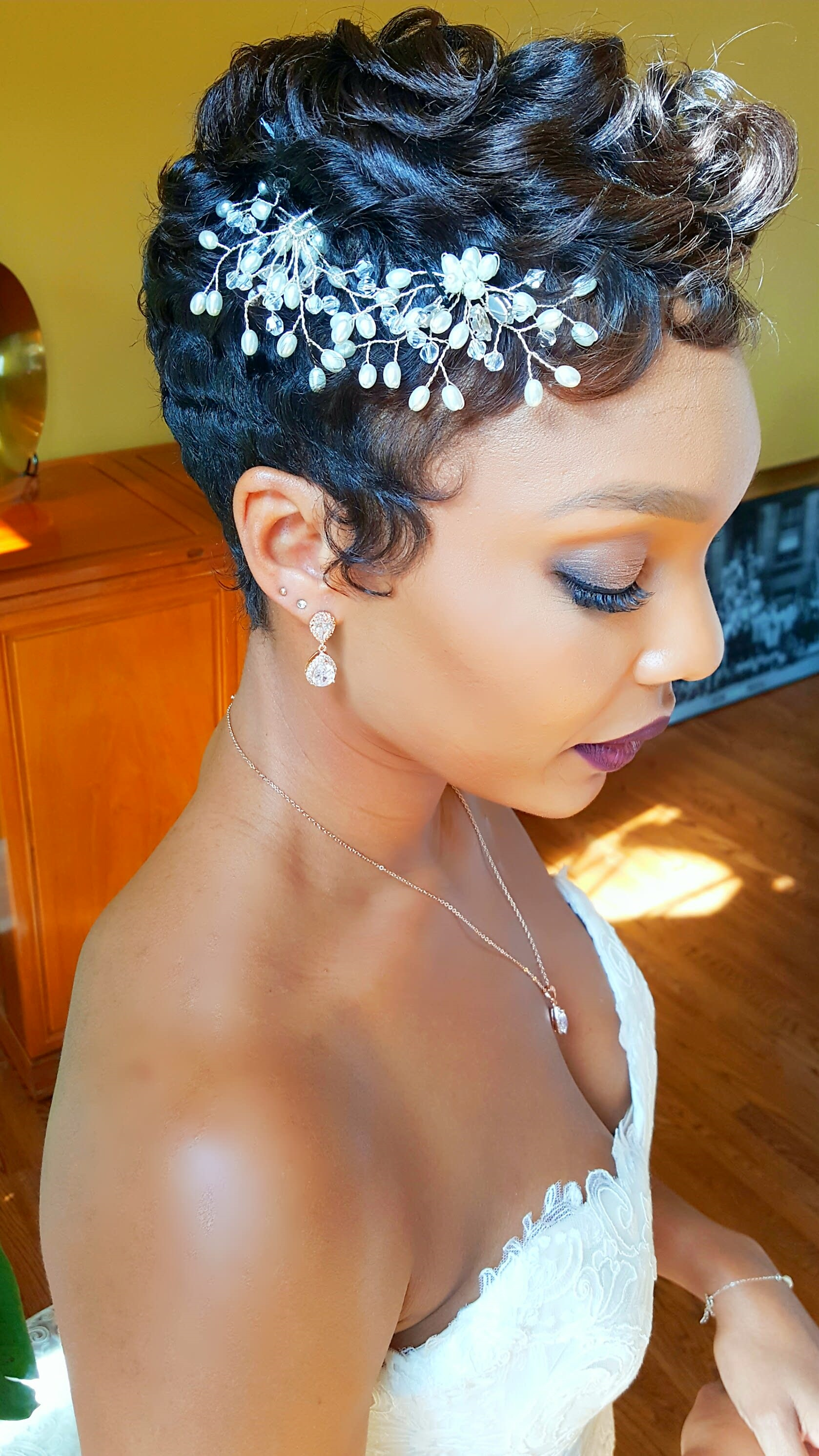 Salon Naava LLC Bridal Styling