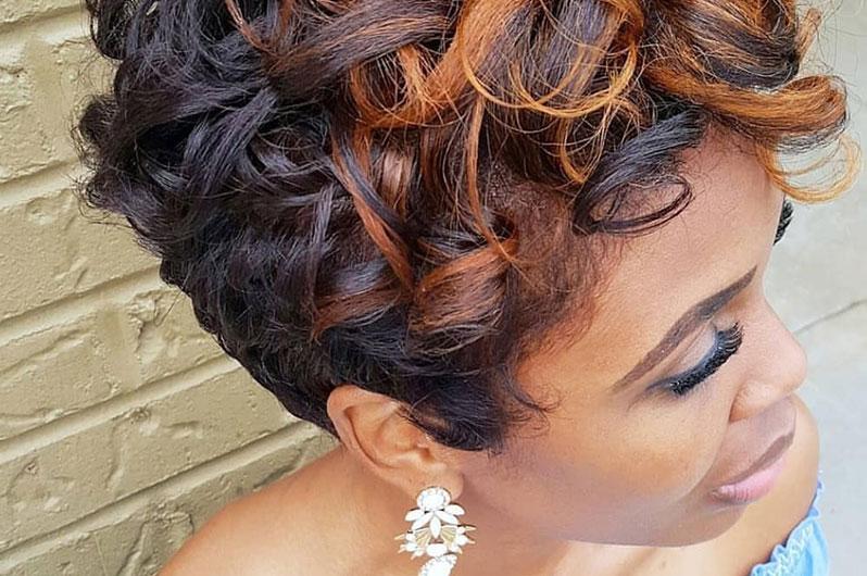 Salon Naava LLC Hair Styling